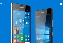 Lumia 950 e 950XL com Windows 10 Mobile da Microsoft