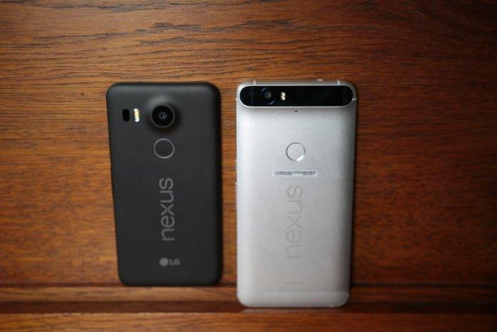 Nexus 6P Nexus 5X 4gnews 1