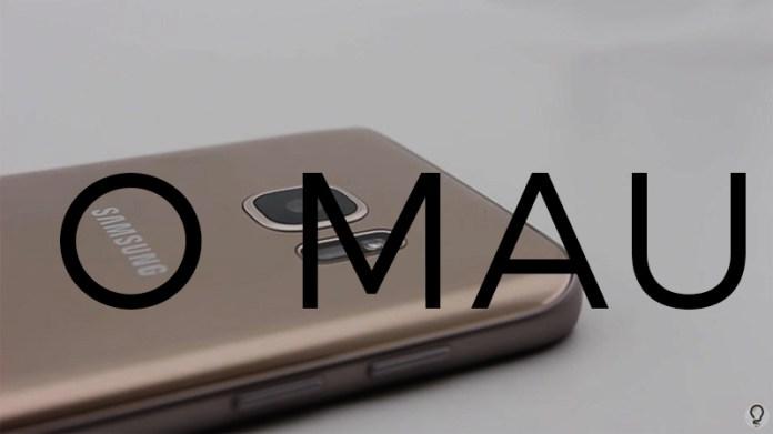 Galaxy S7 negativo