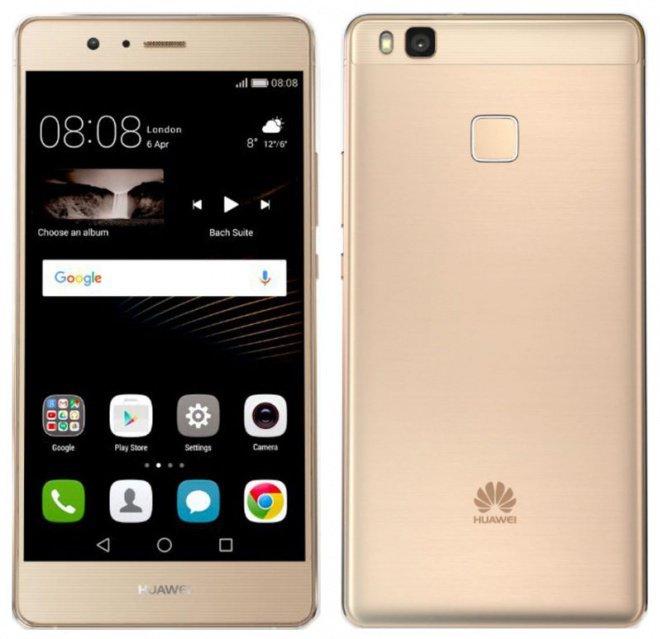 Possível representação do Huawei P9 Lite