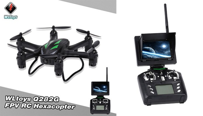 WLtoys Q282G drone 1