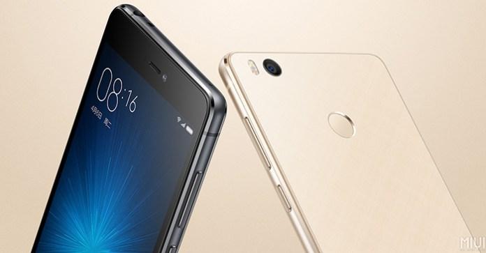Xiaomi mi4S 1