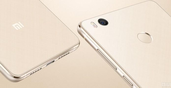 Xiaomi mi4S 2