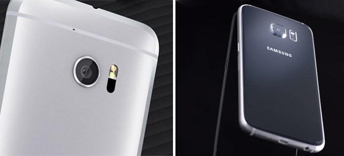 HTC vs s7