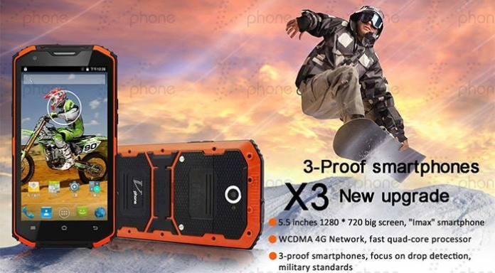 vphone-x3 3