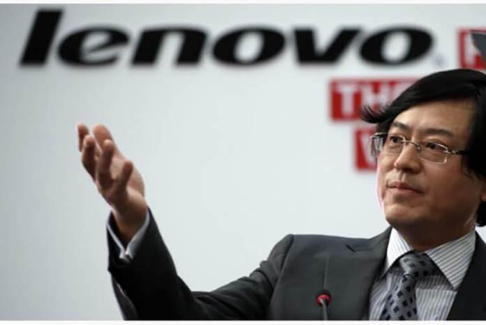 CEO Yang Yuanqing