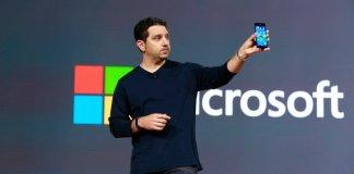 Microsoft Windows 10 Surface Phone