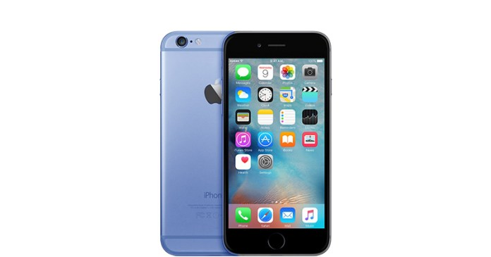 Apple iPhone 7 4gnews Blue