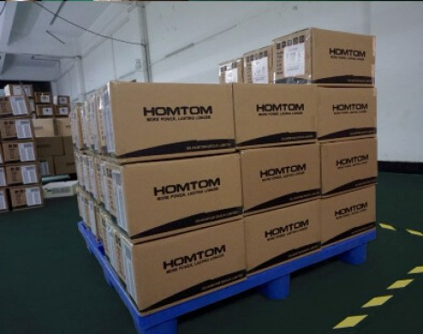 HomTom fabrica 9