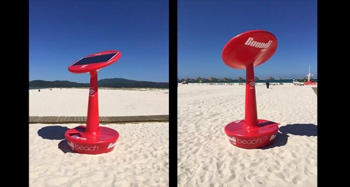 Buondi Wifi praias