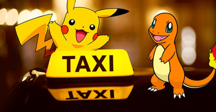 Taxi pokémon (1)