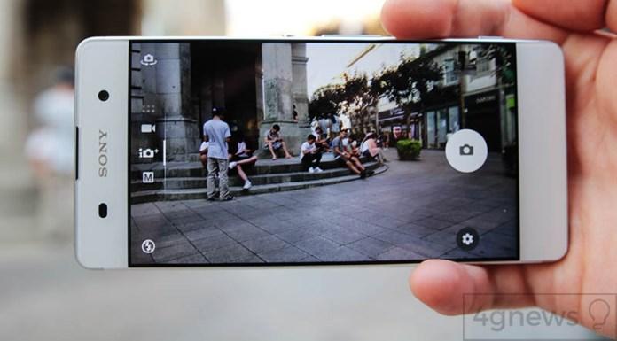 Sony Xperia XA 4gnews19