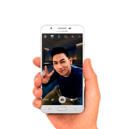 Samsung Galaxy J7 Prime Google Android Oreo