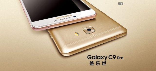 Samsung Gaalxy C9 Pro