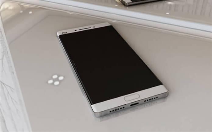 Protótipo Mi Note 2