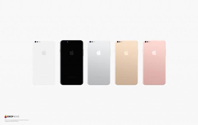 iPhone 8 concept by iDropNews