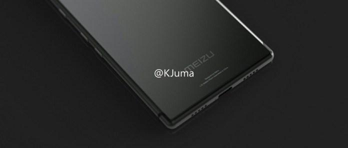 Alegado Meizu Pro 7
