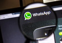 WhatsApp Facebook Rede Social