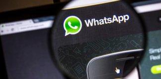 WhatsApp Facebook Rede Social