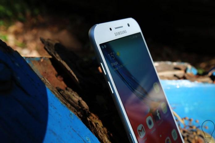 Samsung Galaxy A5 (2017) Galaxy A7 (2018) Smartphone