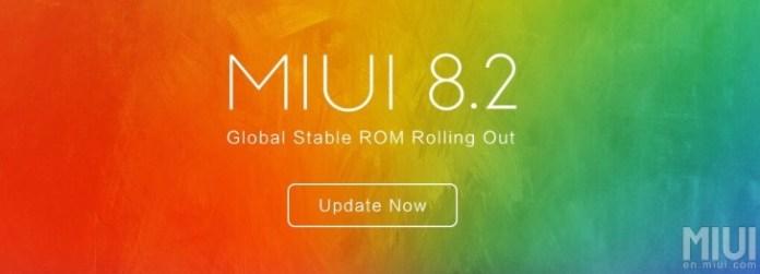 Nova versão da interface da Xiaomi