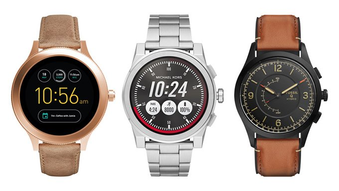 Fossil Smartwatch 4gnews