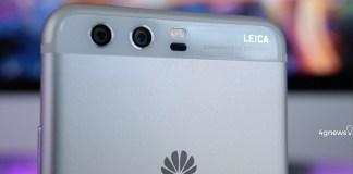 Huawei P10 Samsung
