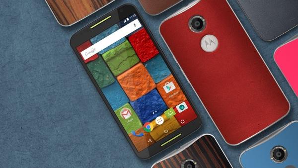 Motorola Moto X (2017)