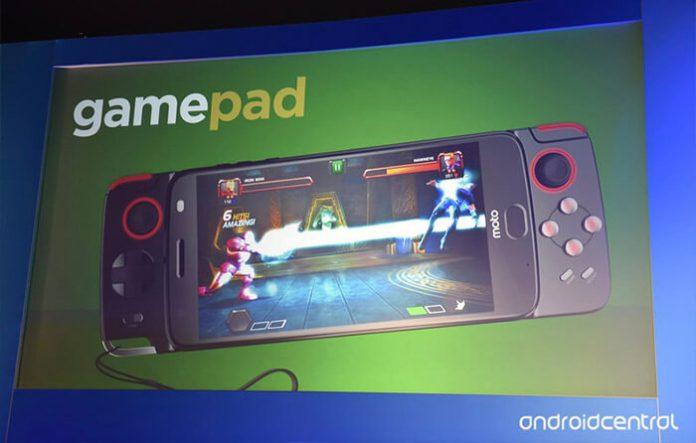 Moto Z GamePad