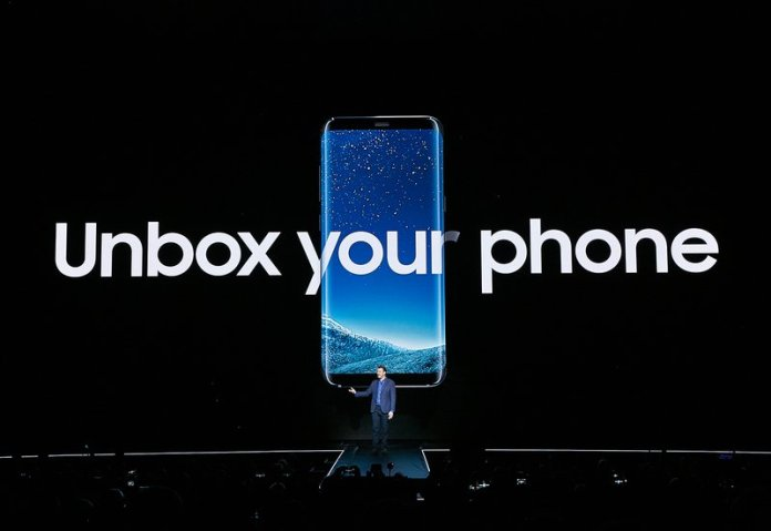 Unpacked 2017 Samsung Galaxy S8