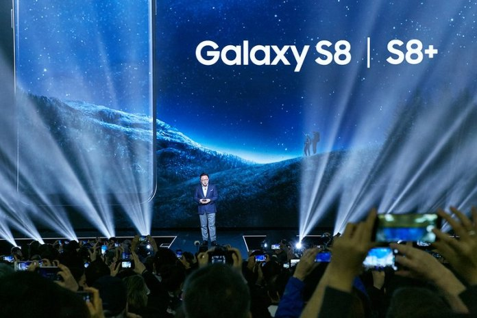 Unpacked 2017 Samsung Galaxy S8