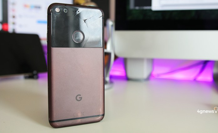 Estou à espera do Google Pixel 2
