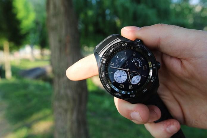 Huawei Watch 2 smartwatch Porsche Design