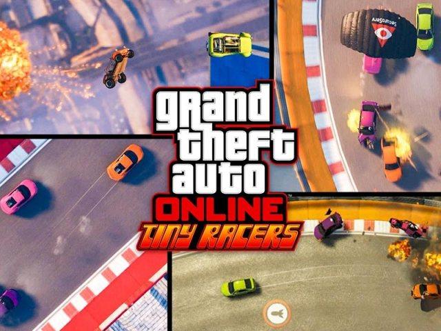"GTA Online - ""Tiny Racers"""