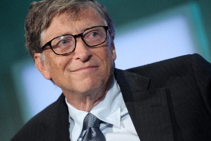 Bill Gates Microsoft Windows 10