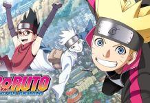 Boruto: Naruto Anime