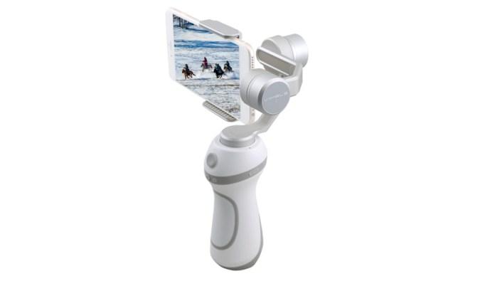 Gimbal é o perfeito modo de estabilização do vídeo do smartphone