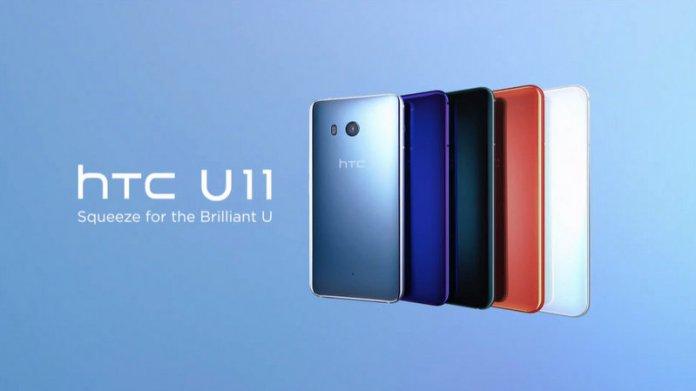 HTC U11 ZenFone