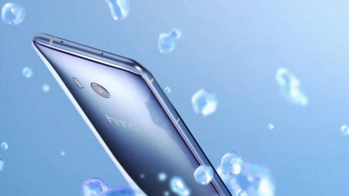 HTC U11 Plus smartphone