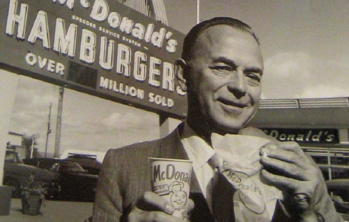 Ray Kroc - O fundador do McDonalds's