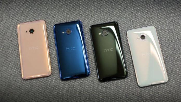HTC U Ultra; Imagem: CNET