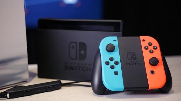 Nintendo Switch agora permite gravar vídeos de até 30 segundos
