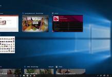 Timeline Windows 10 Microsoft