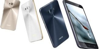 Asus Zenfone 3 ZenUI Android Oreo
