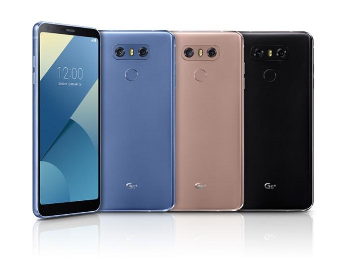 LG G6+ 4gnews