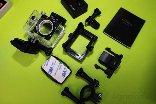 MG Cool Action Cam Go Pro