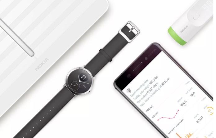 Withings Nokia Health Google Samsung