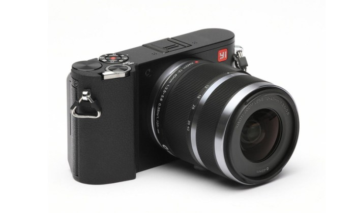 YI-M1 Mirrorless Digital