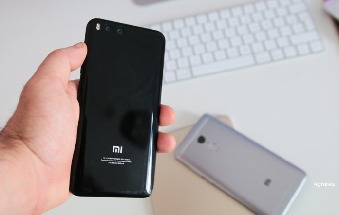 Xiaomi Mi 6 receberá o Android 7.1.1 Nougat