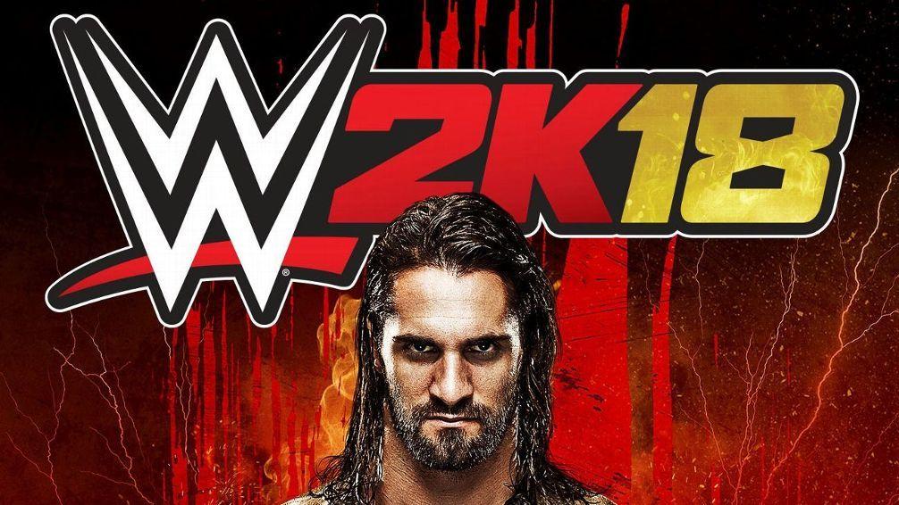 WWE 2K18 é anunciado para Nintendo Switch